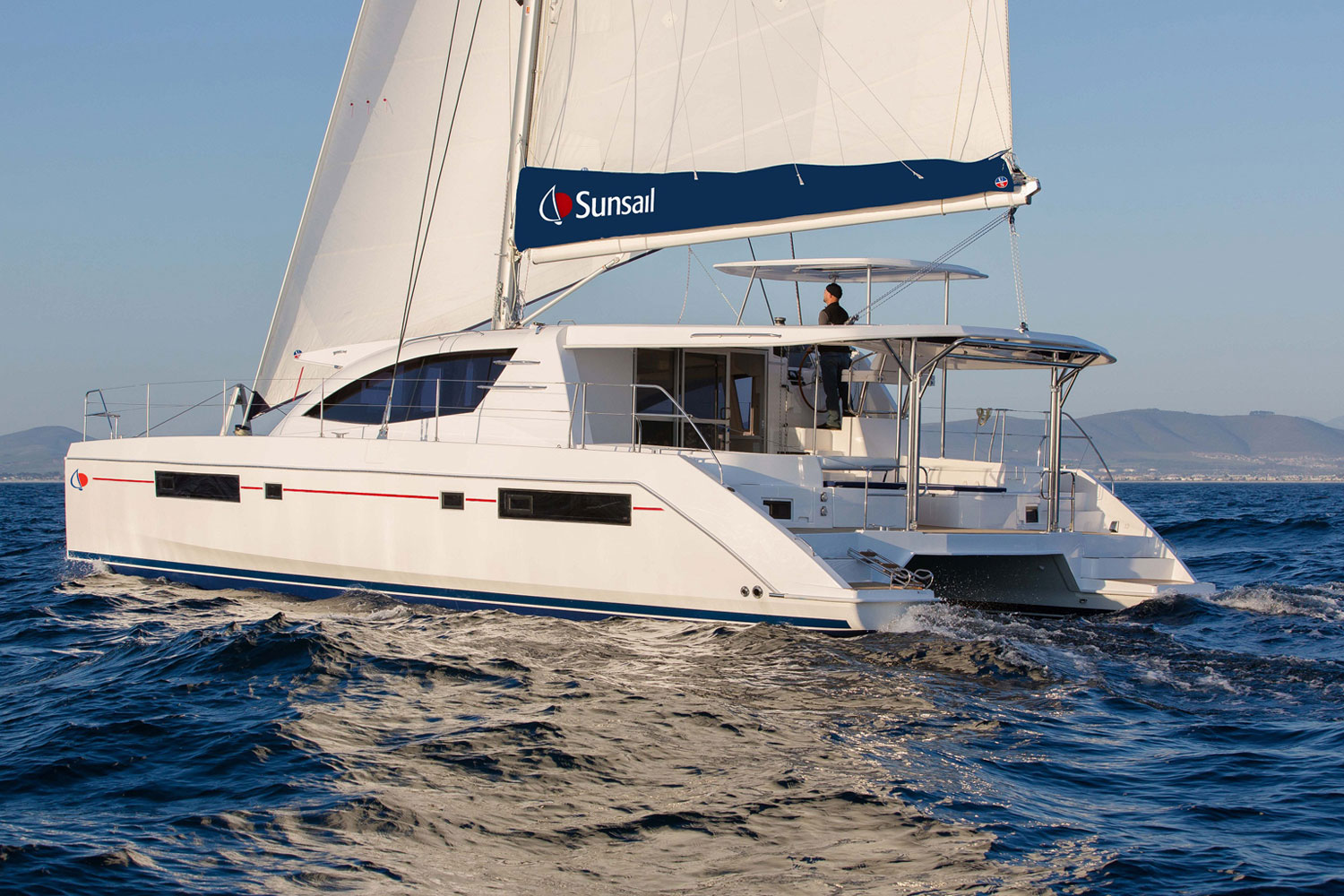 Sunsail 444 for sale - Image Gallery